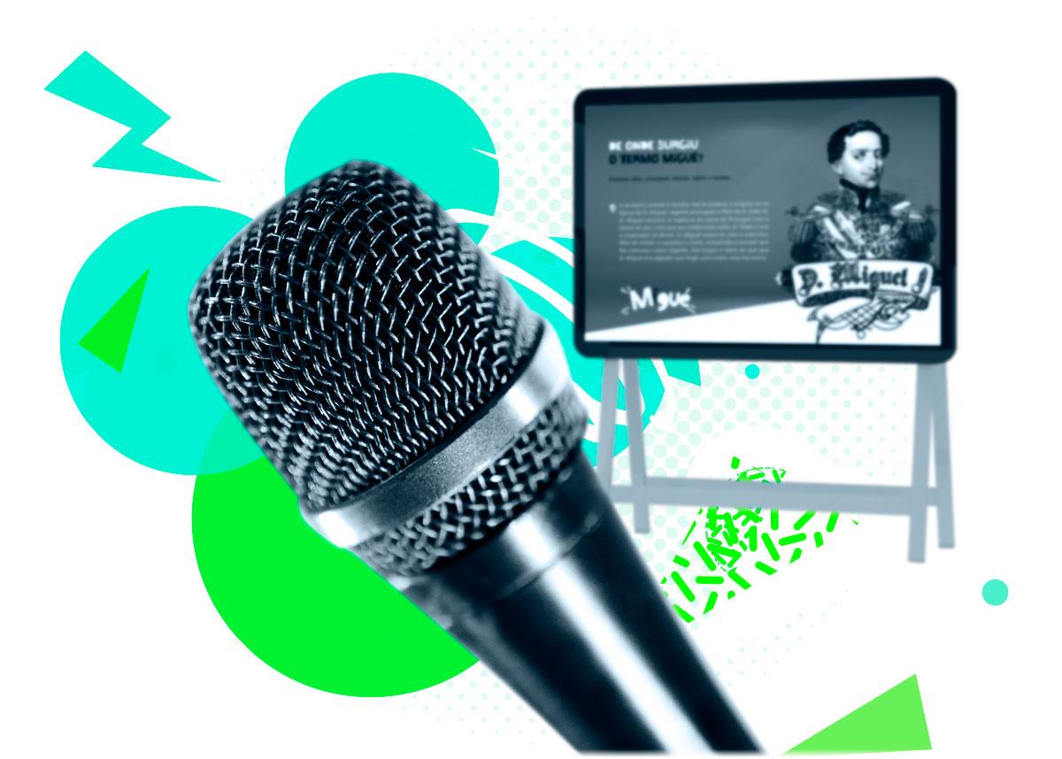 MIGUÉ [Des] Engajamento e Comunicação no Trabalho -Palestras e Workshops